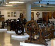Museo del Falegname Tino Sana Sala Torni