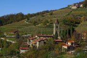 Abbazia di S. Egidio (450 m)