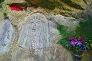 Sentiero-894 Sculture in pietra del Vanni