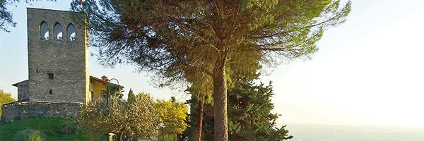 Torre e chiesetta di S. Giovanni