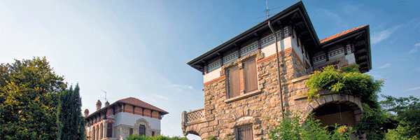 Case dirigenti Crespi d'Adda