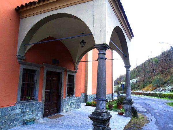 Ca' de' Rizzi, Santuario dell'Addolorata
