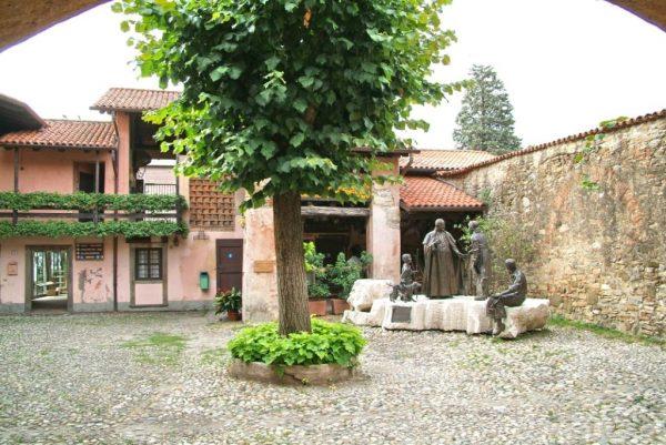 Casa natale Papa Giovanni