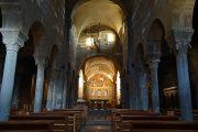 Chiesa S. Egidio di Fontanella, navata centrale, presbiterio, abside