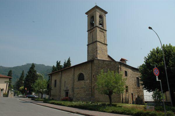 Chiesa di SMaria in Brusicco