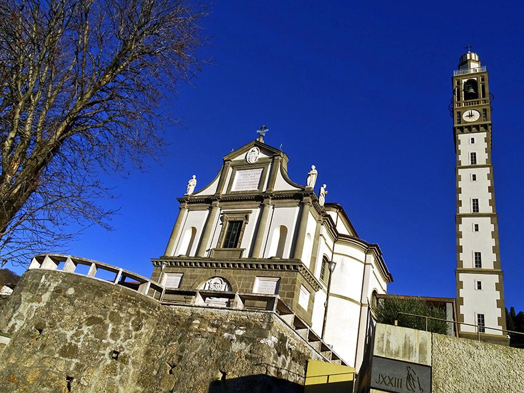 Chiesa di Sotto il Monte