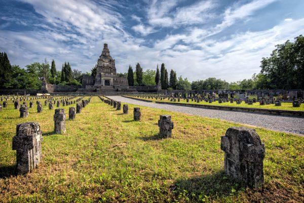 Cimitero crespi d'adda