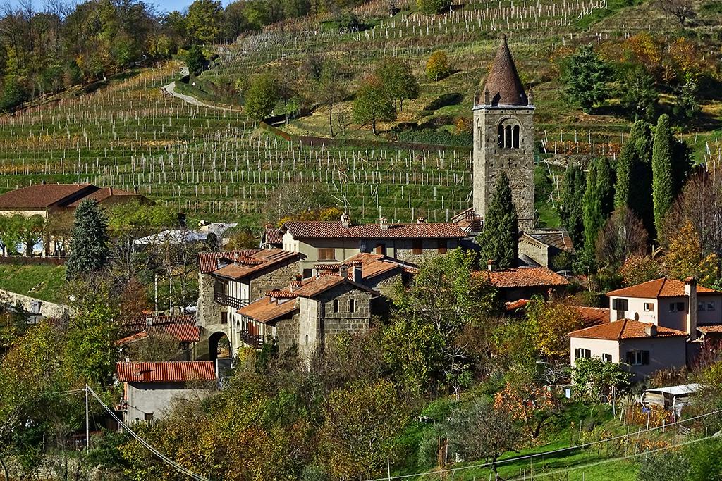 Fontanella - Abbazia di S. Egidio (450 m )