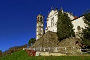 La panoramica Chiesa parr. di San Michele