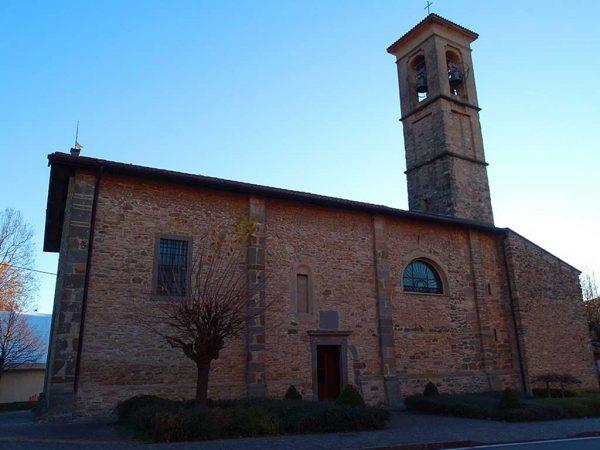 S. Maria in Brusicco, battesimo A. G. Roncalli