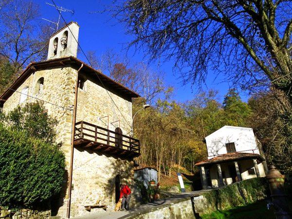Santuario Madonna delle Caneve (cantine)
