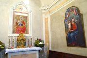 Santuario Madonna delle Caneve, presbiterio
