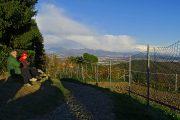 Via panoramica David Maria Turoldo - Montalbano Basso