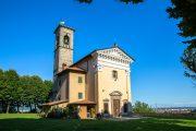 ambivere, santuario della madonna del castello_esterno