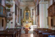 ambivere, santuario della madonna del castello_interno