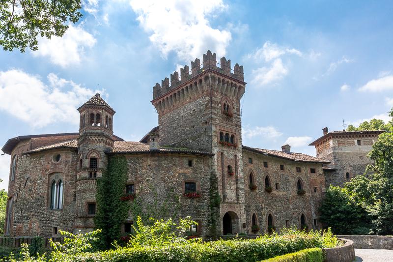 Filago, castello di marne_esterno