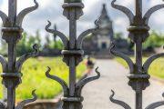 crespi d'adda, cimitero