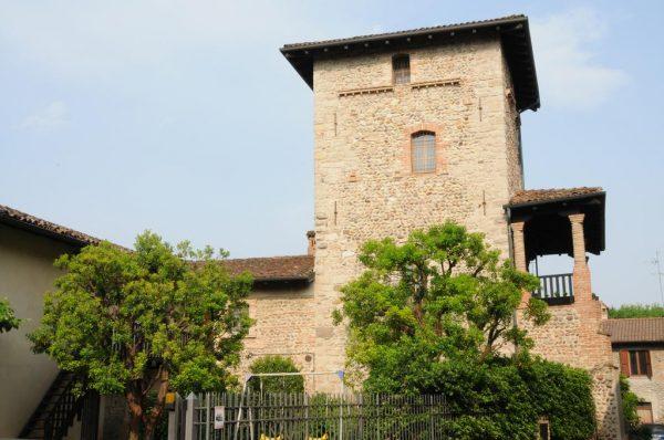 la torre medioevale