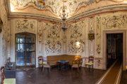 Mapello, villa gromo_interno
