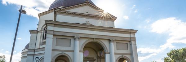 calusco d'adda, chiesa parrocchiale_esterno
