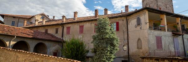 brembate, castello moretti_esterno
