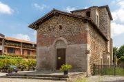 brembate, grignano, chiesa san fermo e rustico_esterno